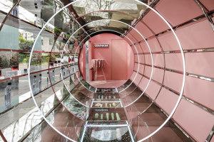 Cosmetea Pop-up Shop | Shops | Nax Architects