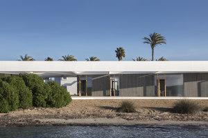 Formentera Water Sports Center | Sports facilities | Marià Castelló Architecture