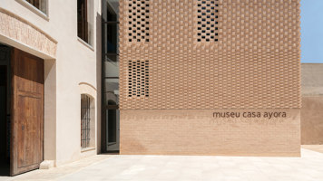 Museo Casa Ayora   Museums   Trazia Arquitectura