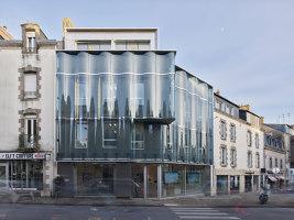 Agency GIBOIRE Morbihan Offices | Office buildings | a/LTA