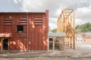 David Brownlow Theatre | Theatres | Jonathan Tuckey Design