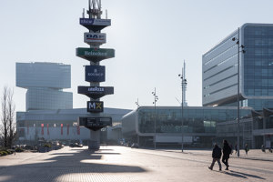 nhow Amsterdam RAI Hotel | Hotels | OMA