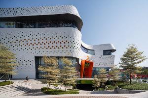 Metamorphosis - YUE City | Shopping centres | Atelier DYML