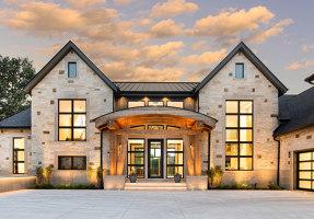 Carmel, Indianapolis, USA – Villa privata | Manufacturer references | Oikos – Architetture d'ingresso