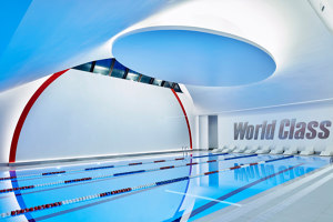 Fitness Club / WORLD CLASS Alekseevskaya | Spa facilities | VOX Architects
