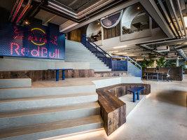 Red Bull habitoor by Casper Schwarz | Manufacturer references | Leolux LX
