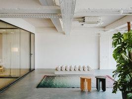 The Collaborative Office Penthouse Cloudworks GV | Office facilities | Mesura