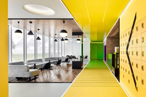 Sports Club X-FIT // Transformation miracles | Spa facilities | VOX Architects