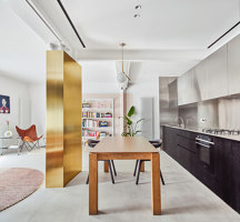 Residencia 0110 | Living space | Raul Sanchez Architects