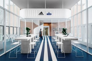 ADIDAS X INSEP | Sports facilities | Ubalt Architectes d'intérieur