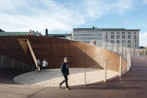 Helsinki Biennial Pavilion | Trade fair stands | Verstas Architects