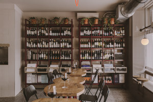 Plyne Wine Bar | Bar interiors | wiercinski-studio
