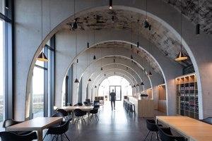 Lahofer Winery | Restaurants | Chybik + Kristof Architects & Urban Designers