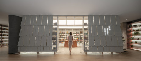 Toyou Bookstore | Shop interiors | Wutopia Lab