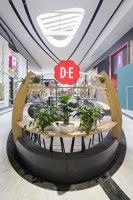D.E. Café Pavilion Westfield | Café interiors | Ninetynine