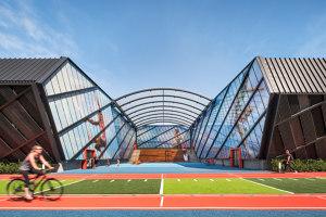 LA Garage at Nike World Headquarters | Infraestructuras | SRG Partnership