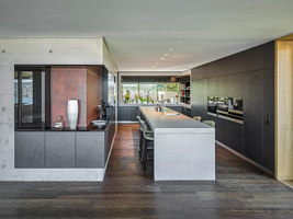 From the Basement to the Roof – Living with Dade Concrete Design | Manufacturer references | Dade Design AG concrete works Beton