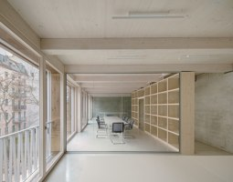 Remise Immanuelkirchstrasse | Office buildings | JWA Berlin + Ralf Wilkening Architect