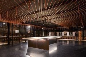 Tasting Room for Master Blenders | Club interiors | Elluin Duolé Gillon architecture