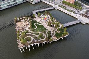 Little Island Park | Parques | Heatherwick Studio