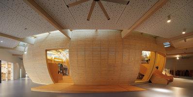 ANOHA—The Children's World of the Jewish Museum | Museos | Olson Kundig
