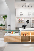 Loving Bistro Letná | Café interiors | Esté architekti
