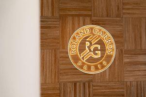Le Village at Roland Garros | Manufacturer references | FibandCo