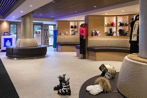 Hotel Barriere Les Neiges | Manufacturer references | FibandCo