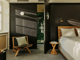 Volkshaus Hotel Basel | Hotel interiors | Herzog & de Meuron