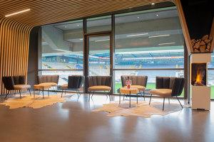 Alm Loge  Schüco Arena Arminia Bielefeld   Manufacturer references   KFF