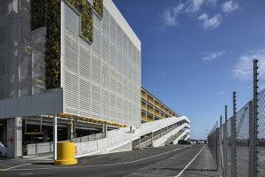 POAL Car Handling Facility | Infraestructuras | Plus Architecture