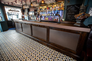 3M™ DI-NOC™ Architectural Finishes - Ned Ludd Public House update | Manufacturer references | 3M