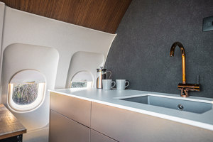 3M™ DI-NOC™ Architectural Finishes - Sky Pod refurbishment | Manufacturer references | 3M