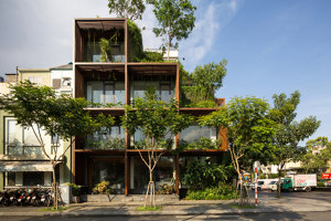 Tony Fruit Office | Edificio de Oficinas | TAA Design