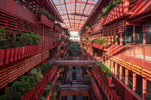 Henderson Cifi Tiandi | Edificio de Oficinas | Ateliers Jean Nouvel