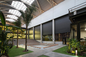 ATES Wind Power Headquarters | Office facilities | d.a.architects
