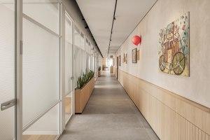 S. Friedman | Office facilities | Shirli Zamir Design Studio