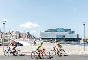 Lille Langebro Cycle and Pedestrian Bridge | Bridges | WilkinsonEyre