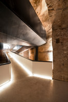New Entrance of the Domus Aure | Installations | Stefano Boeri Architects