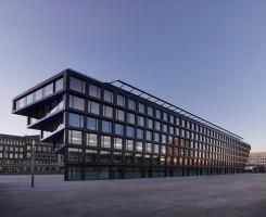 Mercator One | Office buildings | Hadi Teherani