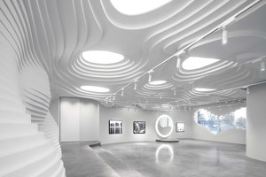 White Cave Gallery | Shop interiors | 123 architects