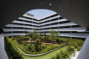 Concrete Waves | Edificio de Oficinas | G8A Architecture & Urban Planning