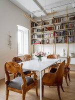 Taganka Apt. | Living space | Blockstudio