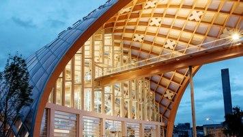 Swatch Headquarters and Cité du Temps, Biel | Office buildings | Reflexion