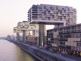 Kranhäuser | Office buildings | Hadi Teherani