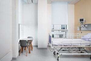 Leading Scandinavian hospital | Manufacturer references | Kvadrat Shade