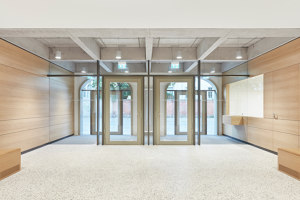 Conversion and renovation of the listed Local, Probate and Guardianship Court building | Administration buildings | Dannien Roller Architekten und Partner