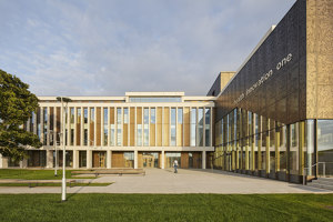 Health Innovation Hub | Universities | John McAslan + Partners