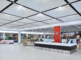 New Construction of Möbel Martin Saarbrücken   Shop interiors   Tobias Link