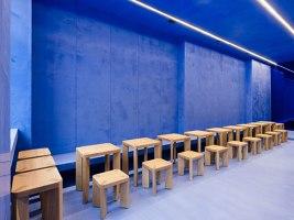 Aera Bakery   Café interiors   Gonzalez Haase Architects